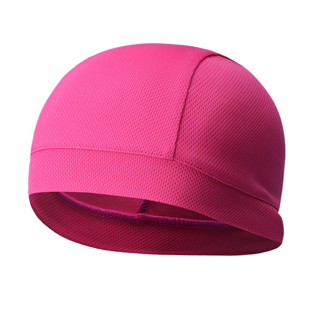 Outdoor-Cycling-Running-Men-Solid-Color-Elastic-Absorb-Sweat-Cap-Hat-Rapture thumbnail 14